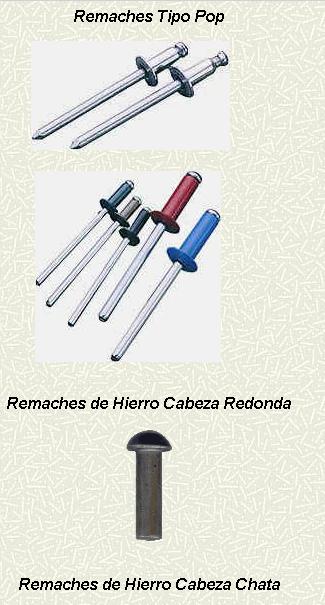 Comprar Remaches