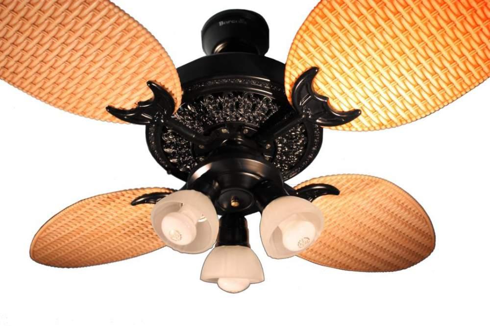 Comprar Ventilador de Techo Barcala Bali Negro