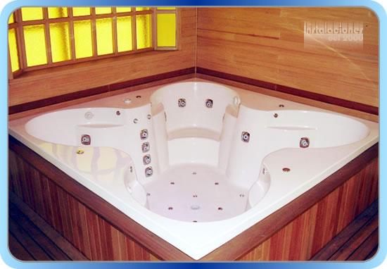 Mini-piscina Trebol
