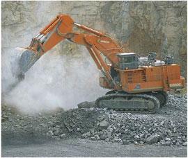 Comprar Excavadoras Hidráulicas EX 5500
