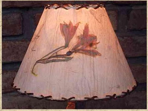 Comprar Pantalla para Velador (Tulipa)