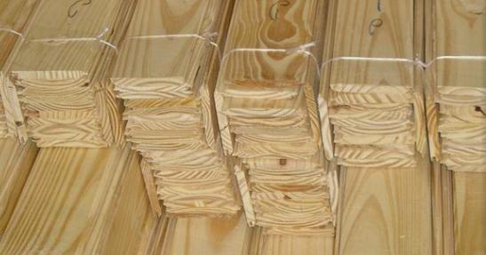 maderas para techos more