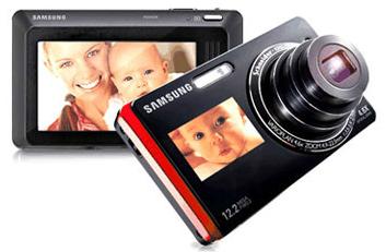 Comprar Cámara Digital Samsung ST500