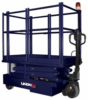 Comprar Plataforma para trabajo en Altura, Autopropulsada Capacidad 300Kg~1000Kg