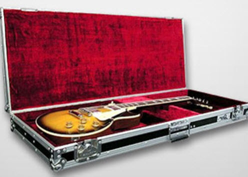 Comprar Estuche para guitarra mod. Les paul