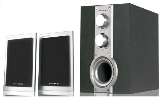 Comprar Home Theater 2.1 Canales W - 2615