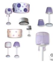 Comprar Lámparas Línea Romántica