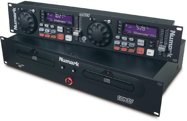 Comprar Reproductor CD Doble CDN 35