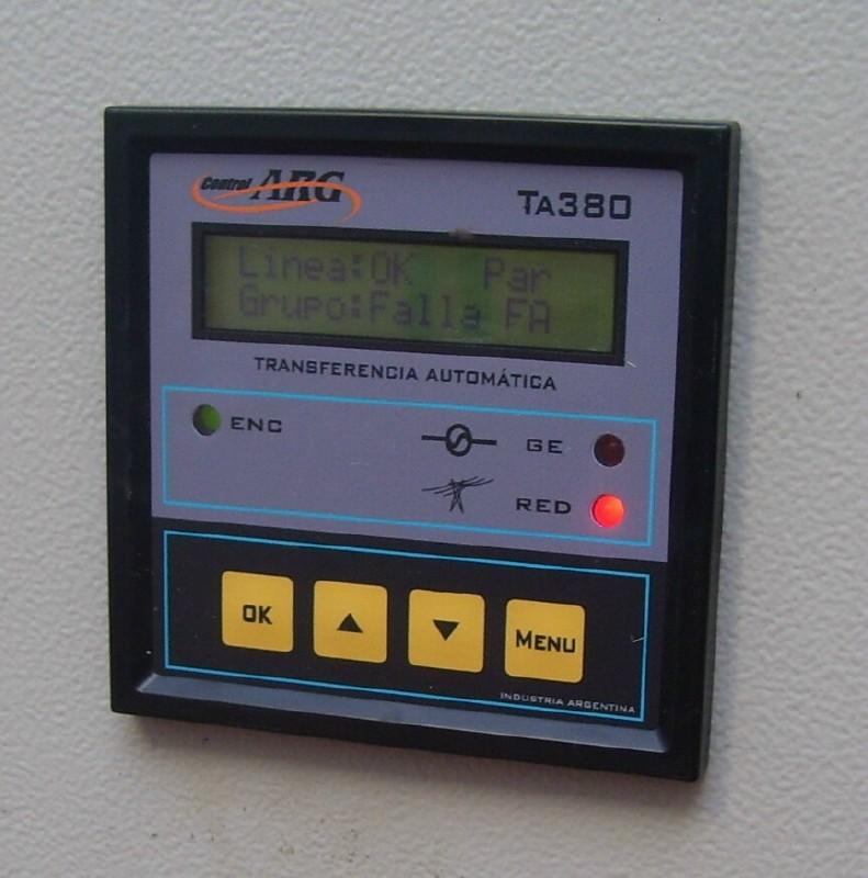 Comprar Transferencia Automática TA380