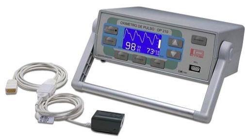 Comprar Oxímetro de pulso op-210