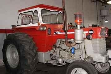 Comprar Tractor massey ferguson 1095