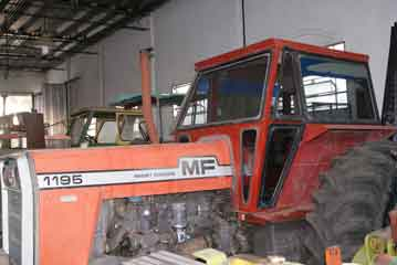 Comprar Tractor massey ferguson 1195