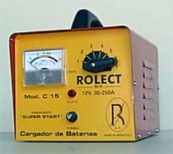 Comprar Cargador de Baterías y Arrancador Portátil Modelo C15