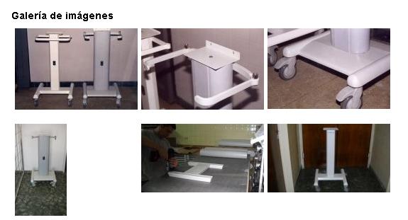 Comprar Pedestal para equipos medicos