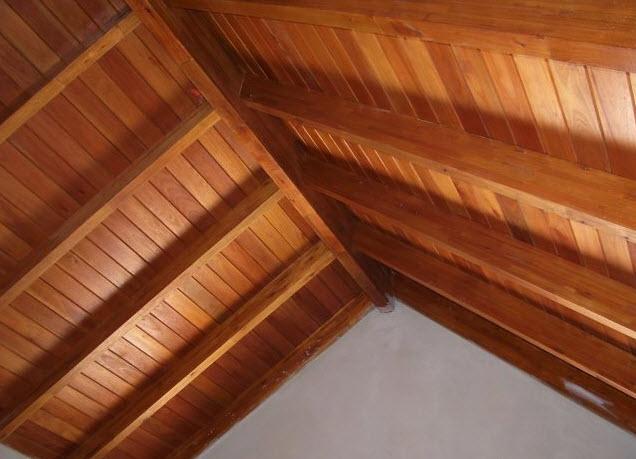 techos en madera - Techos De Madera