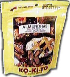 Comprar Almendras sin cáscara