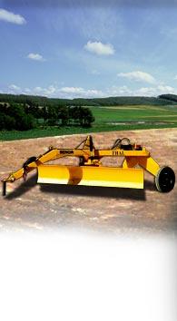Comprar Niveladora de Terreno Modelo Thal