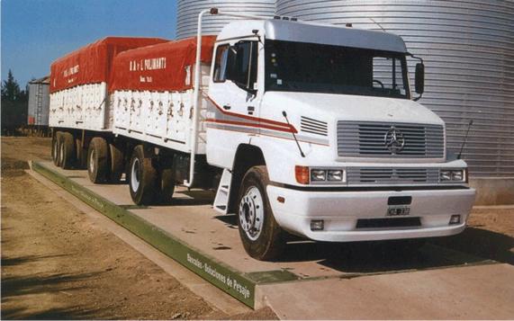 Comprar Báscula de camiones Full Electronica