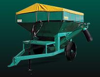 Comprar Acoplado Racionador 10.000 y 12.000 kgs.