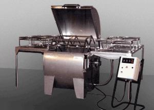 Comprar Extractor con eje horizontal