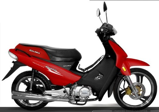 Comprar Ciclomotore Gilera Smash Full