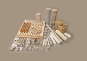 Comprar Cerámicas y Porcelanas en forma de Tubos, Fichas y Borneras de Porcelana