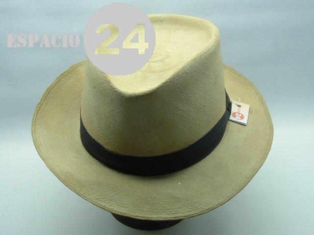 be76953e5ca24 Sombrero panamá legítimo de hombre