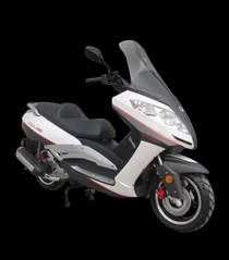 Scooter  Styler 250 Cruiser