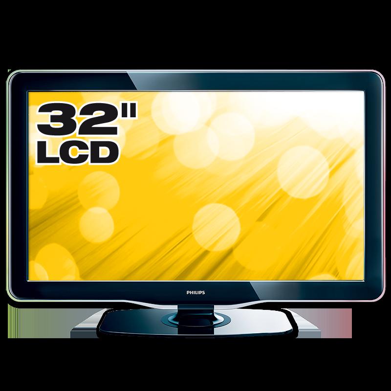 Comprar LCD PHILIPS 32PFL3405 HD con Crystal Clear