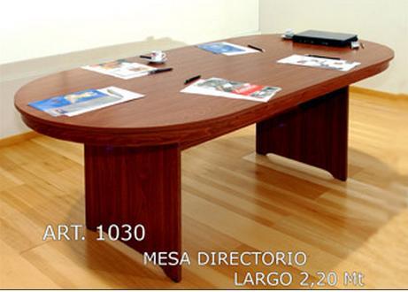 Mesa directorio 1030
