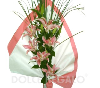 Comprar Ramo de Lilium perfumado