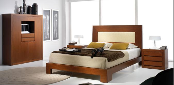 Muebles de dormitorio modelo 07 comprar en Esperanza