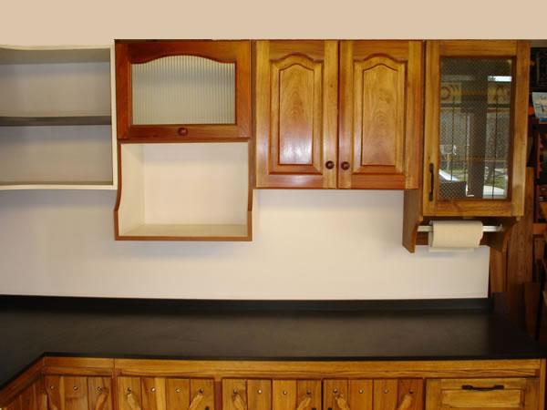 Modelos de muebles de cocina en madera - Imagui