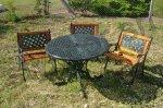 Comprar Mueble Jardin esterilla redondo