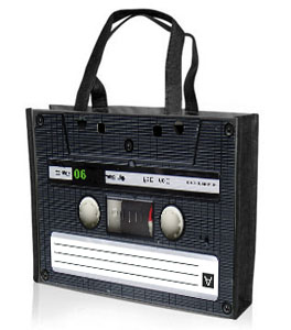 Comprar Bolso Cassette 1 Negro