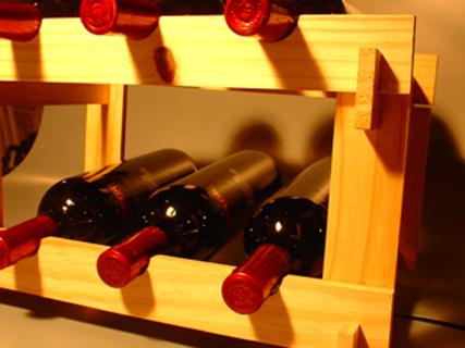 Comprar Bodega para 6 Botellas de Madera