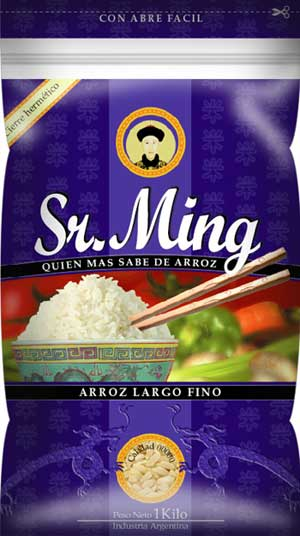 Comprar Arroz Largo Fino Sr. Ming