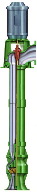 Comprar Bomba Vertical, Tipo TJH, Flujo Mixto