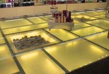 Comprar Piso de vidrio