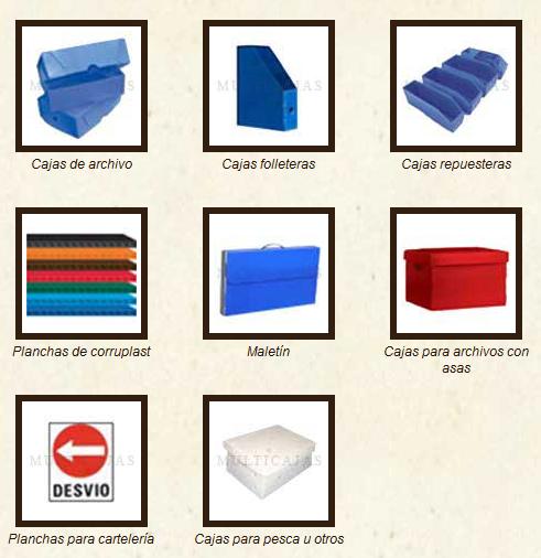 Comprar Cajas de Corrugado plastico