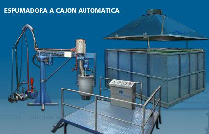 Buy Espumadora in a box automation