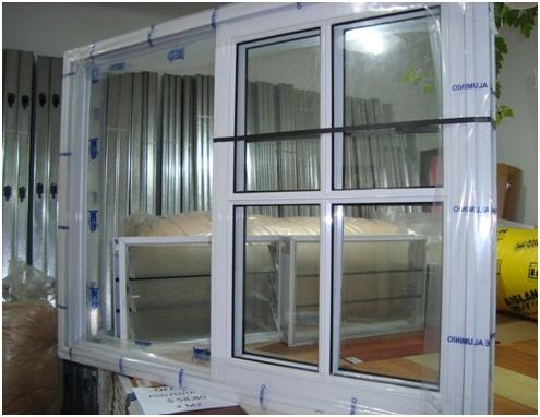 Comprar Ventanas de Aluminio Vidrio repartido