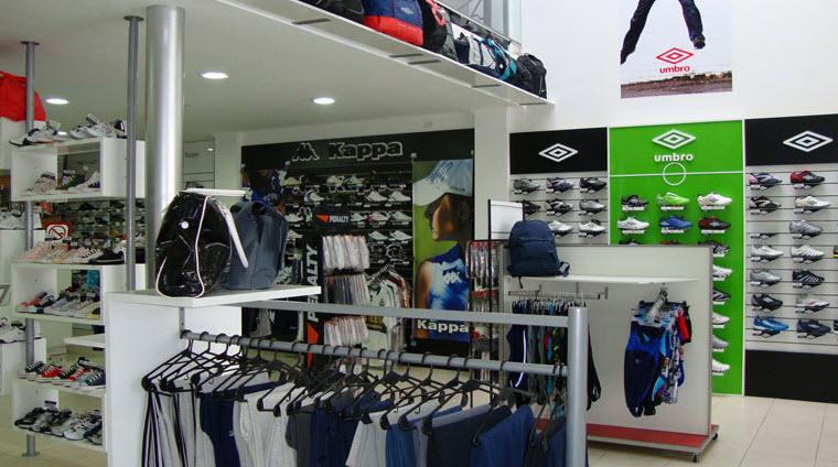 Tienda de Ropa Deportiva - Diseño web Profesional y eComerce para su . b71f87e7c9d43