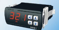 Controlador de Temperatura con 3 salidas N323