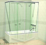 Partitions plumbing