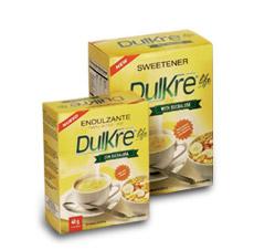 """Dulkré """"Life"""" con Sucralosa"""