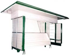 Trade booths