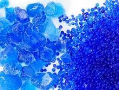 Packaged silica gel