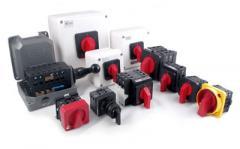 Nterruptores Rotativos 20A, 40A, 63A, 80A, 125A y
