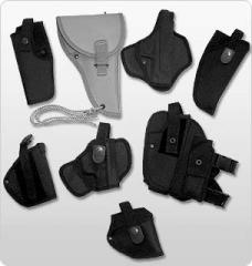 Holsters for pistols